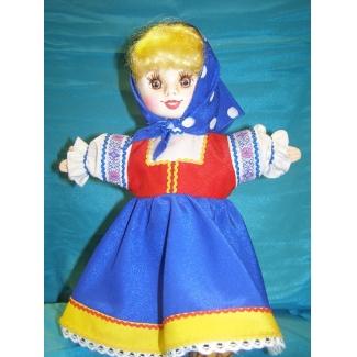 Кукла перчаточная Машенька
