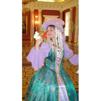 Платье историческое №1