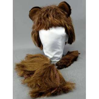 Париковый комплект Медведь