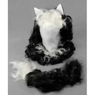 Париковый комплект Кот