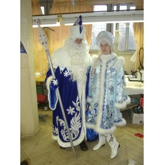 Костюм Дед Мороз и Снегурочка