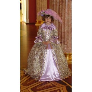 Платье историческое №2