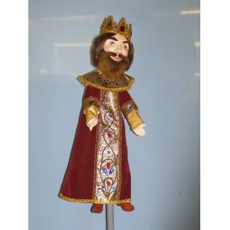 Кукла перчаточная Царь