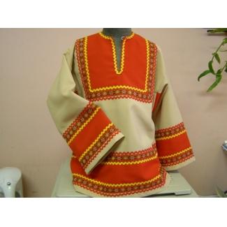 Рубашка фольклорная