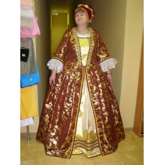 Костюм Королева 1