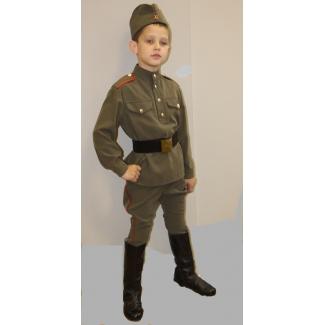 Военный костюм для мальчика