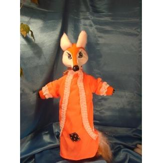 Кукла перчаточная Лиса Алиса