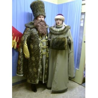 Боярин и Боярыня